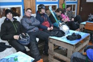 Jako každý školní rok jsme pořádali lyžařský kurz.