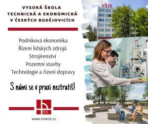 Informace o studiu na vysoké škole technické a ekonomické v Českých Budějovicích